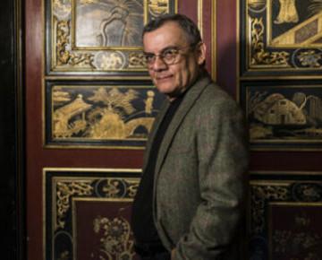 «La verdad es desagradable»: Horacio Castellanos Moya