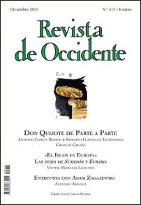«En un lugar de Berbería: Cervantes, el caos y la ficción»